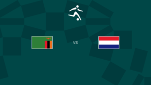 Олимпиада-2020. Футбол (жен). Замбия — Нидерланды