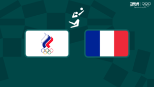 Олимпиада-2020. Волейбол (муж). Команда ОКР — Франция