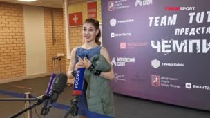 Алена Косторная — интервью про ТИКТОК ТУТБЕРхаус
