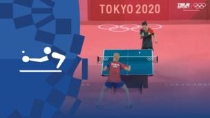 Олимпиада-2020. Настольный теннис (жен). Командное первенство. Матч за 3 место. Германия — Гонконг. Видео обзор