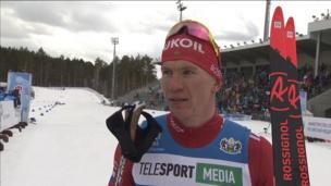 Шокирующая скорость! Лучшие гонки Александра Большунова на чемпионате России по лыжам