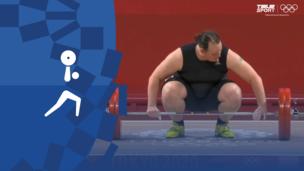 Олимпиада-2020. Тяжелая атлетика (жен). Группа А. Свыше 87 кг. Лорель Хаббард (Новая Зеландия). Полное видео