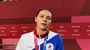 «Нам просто не хватило СИЛ». Капитан сборной ОКР Дарья Дмитриева — о поражении в финале Олимпиады-2020