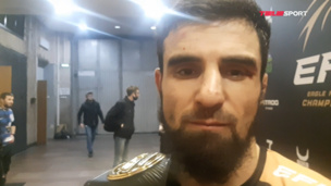 Мехди Дакаев: Недоволен собой. Выступил на 70 процентов от возможностей