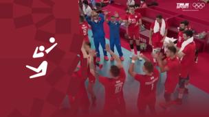 Олимпиада-2020. Волейбол (муж). Финал. Команда ОКР — Франция. Видео обзор