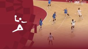 Олимпиада-2020. Гандбол (жен). Финал. Команда (ОКР) — Франция. Видео обзор