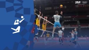Олимпиада-2020. Волейбол (муж). Матч за 3-е место. Аргентина — Бразилия. Видео обзор
