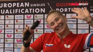 Яна Носкова: «Я ждала этой победы девять лет, очень счастлива!»