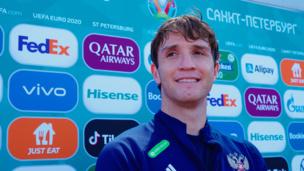 «Не думаю, что я лучший игрок сборной России». Марио Фернандес — о матче с финнами и настроении в команде