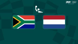 Олимпиада-2020. Водное поло (жен). ЮАР — Нидерланды