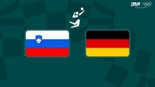 Олимпиада-2020. Баскетбол (муж). 1/4 финала. Словения — Германия