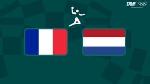 Олимпиада-2020. Гандбол (жен). 1/4 финала. Франция — Нидерланды