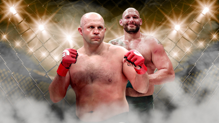 """MMA News: Timothy Johnson: """"I could not even imagine that Fedor Emelianenko would choose me as his opponent"""". Video interview"""