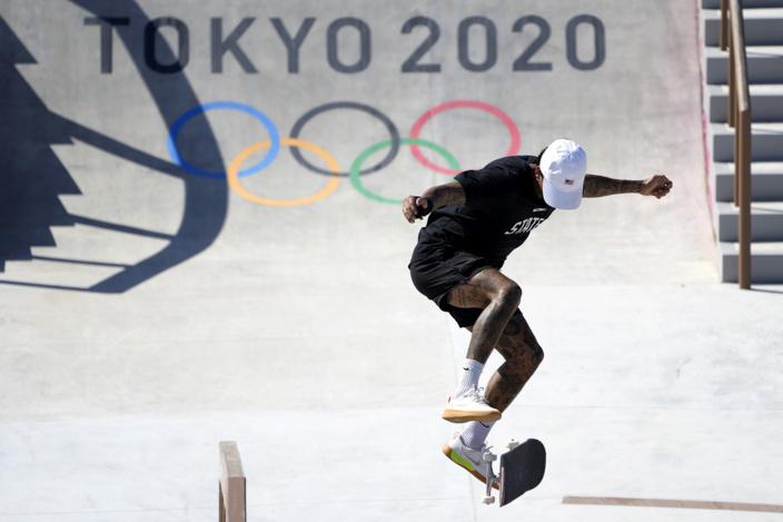 Есть 45 секунд, и они твои». Что нужно знать о скейтбординге на Олимпиаде- 2020 / TELESPORT