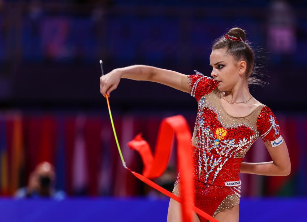 художественная гимнастика личное многоборье смотреть